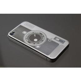 Adesivo iPhone 4 inox