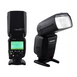 Flash Yongnuo YN600RT-EX TTL - Speedlite Flash para Canon