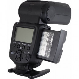 Flash Yongnuo YN-860Li com Bateria - Flash Speedlite Universal