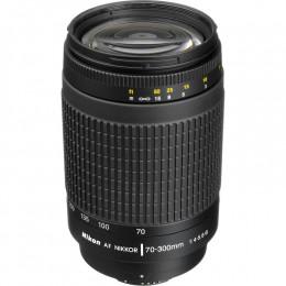 Lente Nikon FX 70-300mm f/4-5.6G