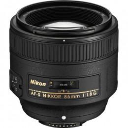 Lente Nikon FX 85mm f/1.8G