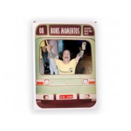 Porta Retrato Ônibus