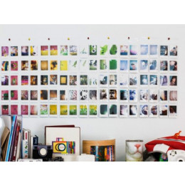 Porta Retratos Mural Instax Wall Pocket