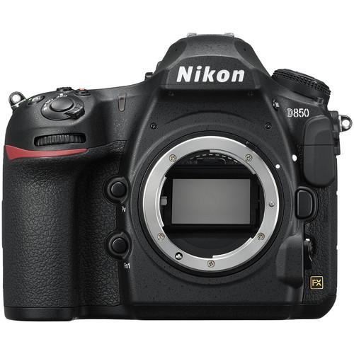 Nikon D850 DSLR Camera (Somente Corpo)
