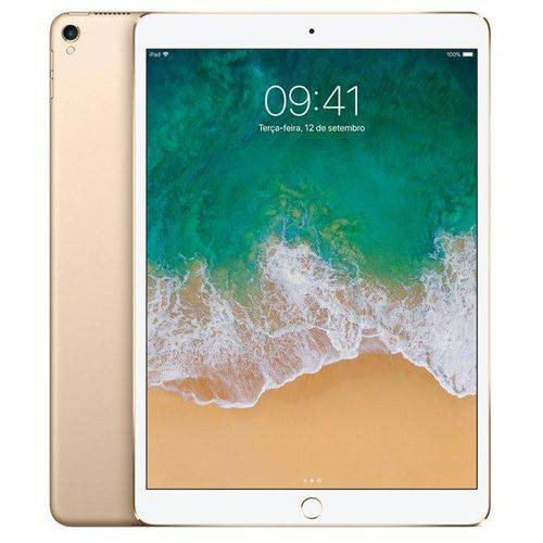 Apple iPad Pro 256GB Câmera 12MP Dourado