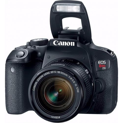 Canon T7i Lente 18-55