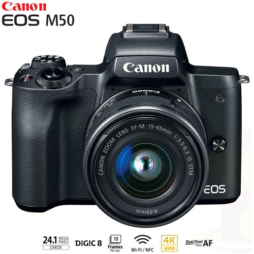 Canon M50 Mirrorless