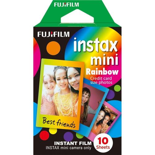 Filme Instax Rainbow 10 poses