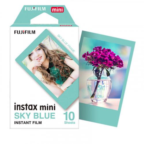 Filme Instax Sky blue 10 poses