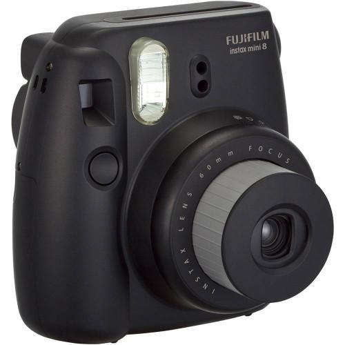 Câmera Instax Mini 8 Preta