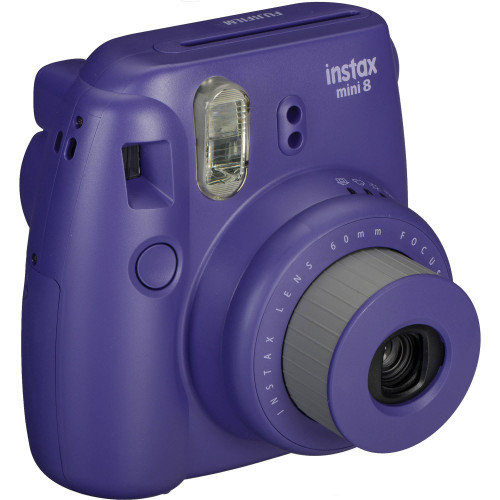 Câmera Instax Mini 8 Uva