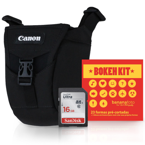 Bolsa Canon Kit Bokeh