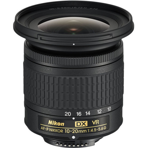 Lente Nikon DX 10-20mm VR