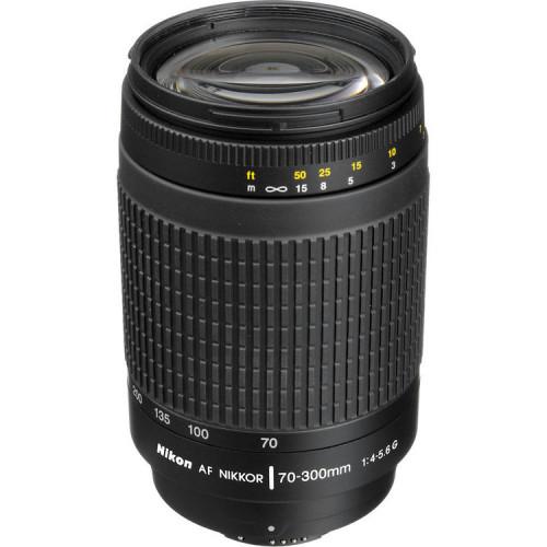 Lente Nikon FX 70-300mm