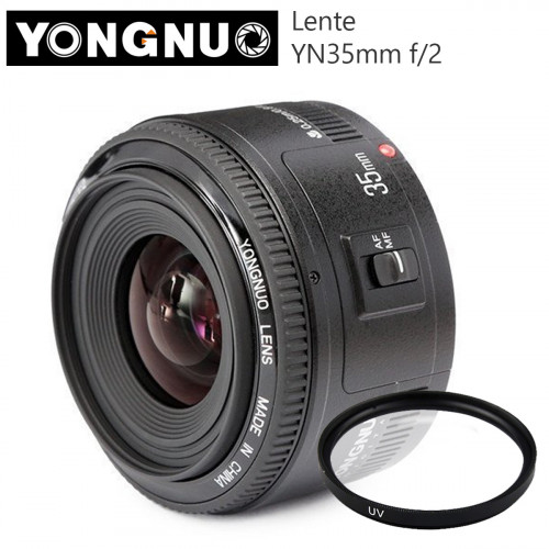 Yongnuo 35mm f/2 Canon