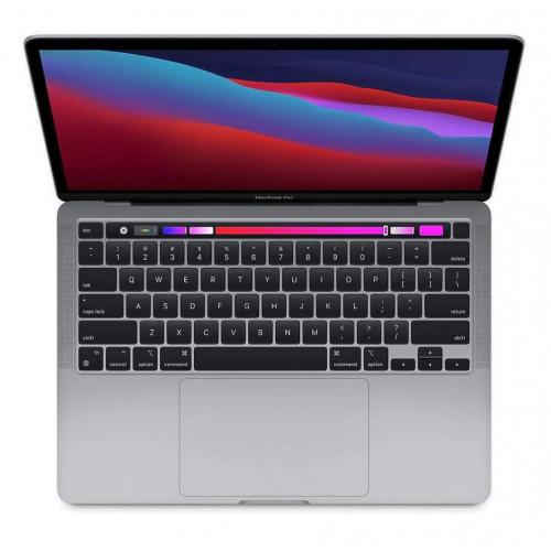 "MacBook Pro 13"" 2020 Touch Bar, M1 8-Core, SSD 512GB, 8GB - Cinza espacial (MYD92)"