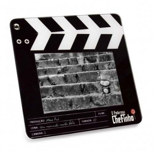 Porta Retrato Claquete Cinema