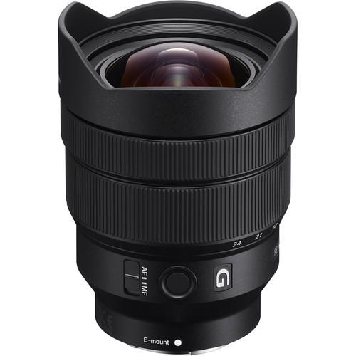 Lente Sony FE 12-24 mm f / 4