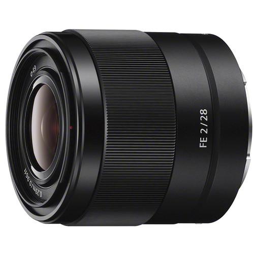 Lente Sony Sel FE 28mm f / 2
