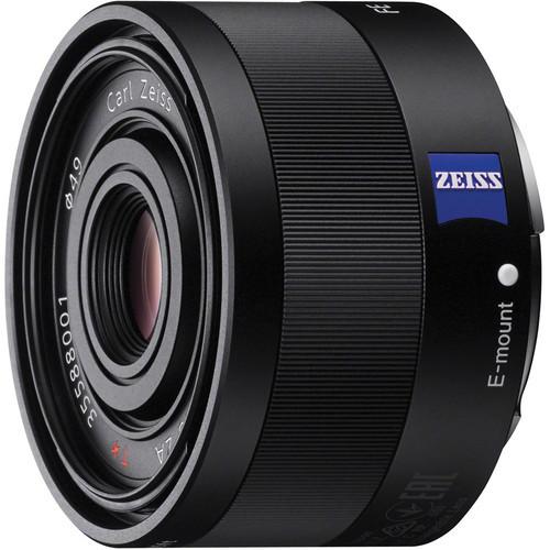 Lente Sony FE Sonnar T * FE 35 mm f / 2.8 ZA Zeiss