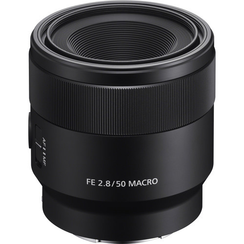 Lente Macro Sony FE 50 mm f / 2.8
