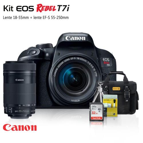 camera canon t7i