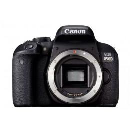 Câmera Canon T8i com Lente EF-S 18-55mm