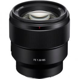 Lente Sony FE 85mm f / 1.8