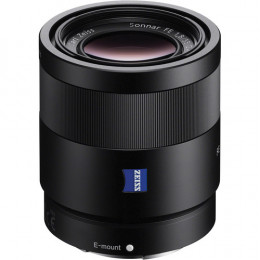 Lente Sony Sonnar T * FE 55 mm f / 1.8 ZA