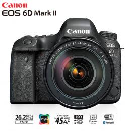Canon 6D Mark II com Lente 24-105mm f/4L IS II USM