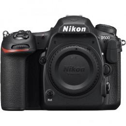 Câmera Nikon D500 - 20.9MP, EXPEED 5 e gravação de Video em 4K - Somente Corpo