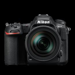 Câmera Nikon D500 com Lente 16-80mm