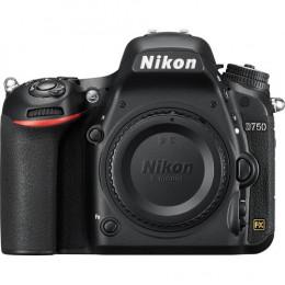 Câmera Nikon D750, Sensor CMOS Formato FX 24.3MP