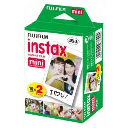 Filme Instantâneo Instax Fujifilm - 20 poses