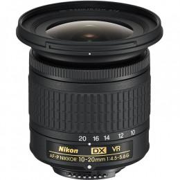 Lente Nikon DX 10-20mm f/4.5-5.6G VR