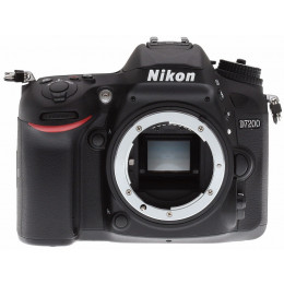 Câmera Nikon D7200 24.2MP, Wifi / NFC, FullHD - Só Corpo