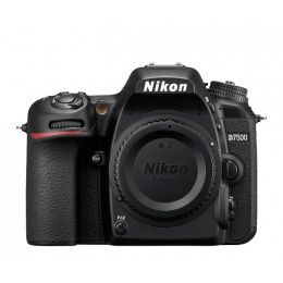 Câmera Nikon D7500 - Somente Corpo