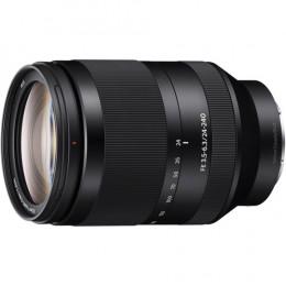 Lente Sony SEL FE 24-240mm f/3.5-6.3 OSS