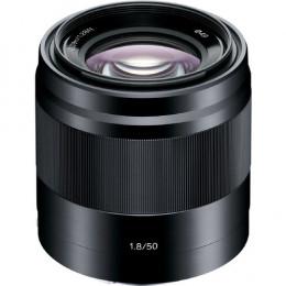 Lente Sony E Sel 50mm F/1.8 Oss
