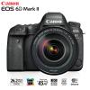 Câmera Canon 6D Mark II 24-105 f/4