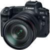Canon R com lente RF 24-105mm