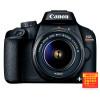 Canon T100 com kit Bokeh