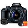 Canon T100 EF 50mm f/1.8
