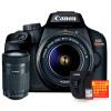 Câmera Canon T100 EF-S 55-250mm