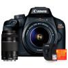 Câmera Canon T100 lente EF 75-300mm