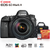 Kit Câmera Canon 6D Mark II 24-105 f/4
