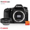 Canon 80D lente EF-S 24mm f/2.8