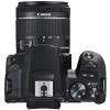 Canon SL3 Kit + lente 75-300 cima