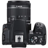 Canon SL3 Kit com 18-55 cima