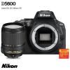 Nikon D5600 com lente DX 18-140mm